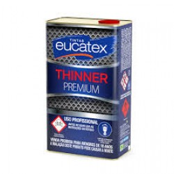 Thinner 9116 5l - Eucatex