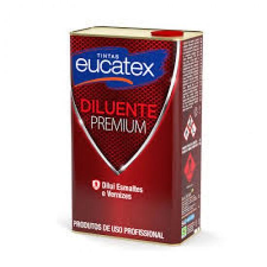 Aguarrás 5l - Eucatex