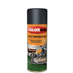 Tinta spray Alta temperatura - Colorgin
