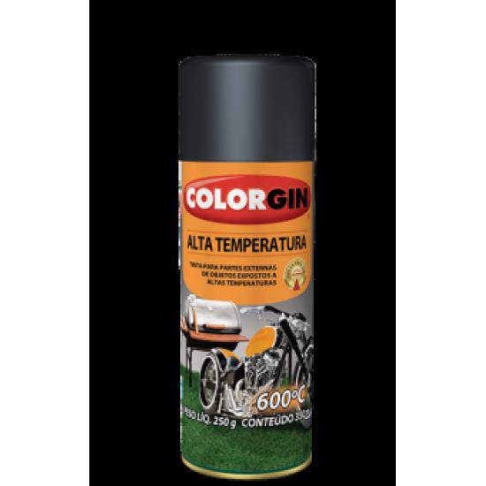Tinta spray Alta temperatura - Colorgin