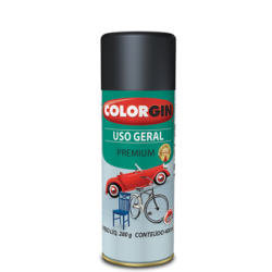 Tinta spray Uso Geral - Colorgin