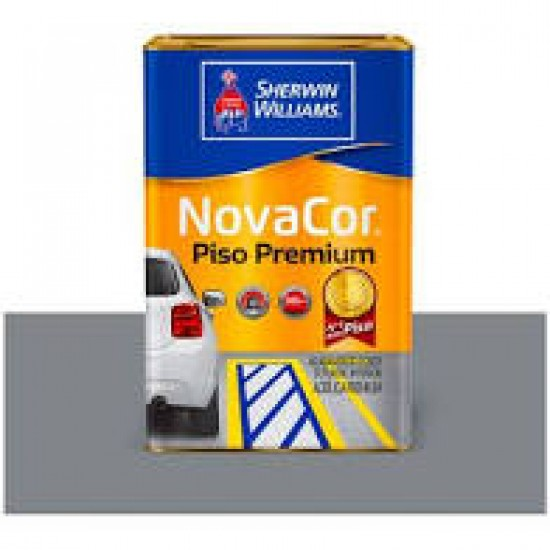 Novacor tinta piso 18l - Sherwin Williams
