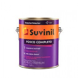 Acrílico Fosco Completo branco 3,6l - Suvinil
