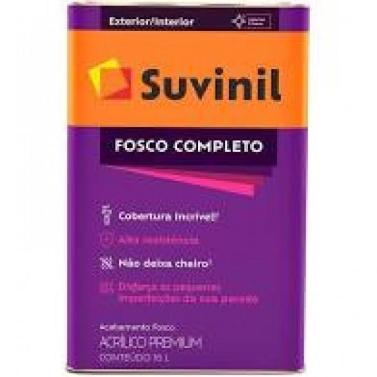 Acrílico Fosco Completo branco 18l - Suvinil