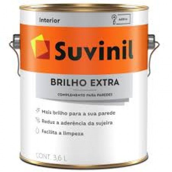 Brilho extra galão 3,6l - Suvinil (Liqui brilho)