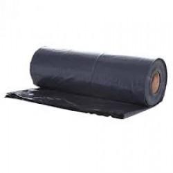 Lona plástica preta rolo 4X50 - MS