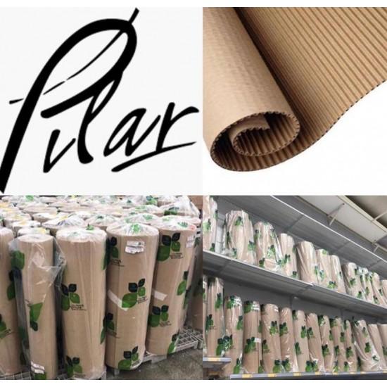 Papelão ondulado 1,20X30m - Pilar